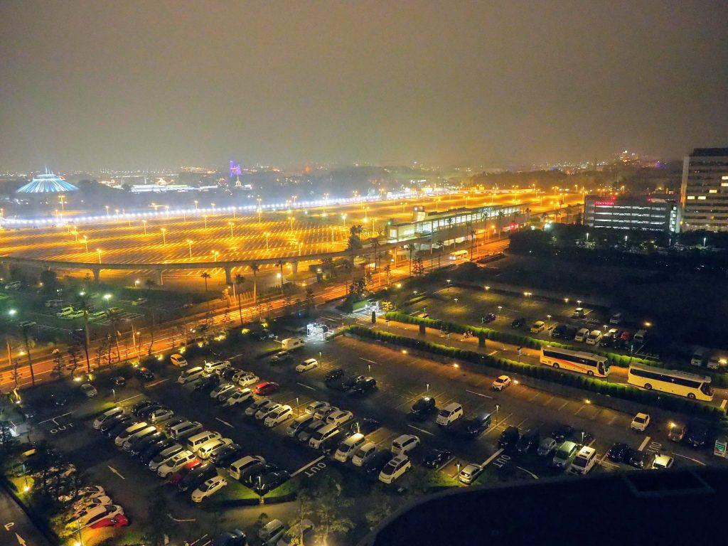 臨時駐車場リゾートパーキング第7からの夜景(イメージ)