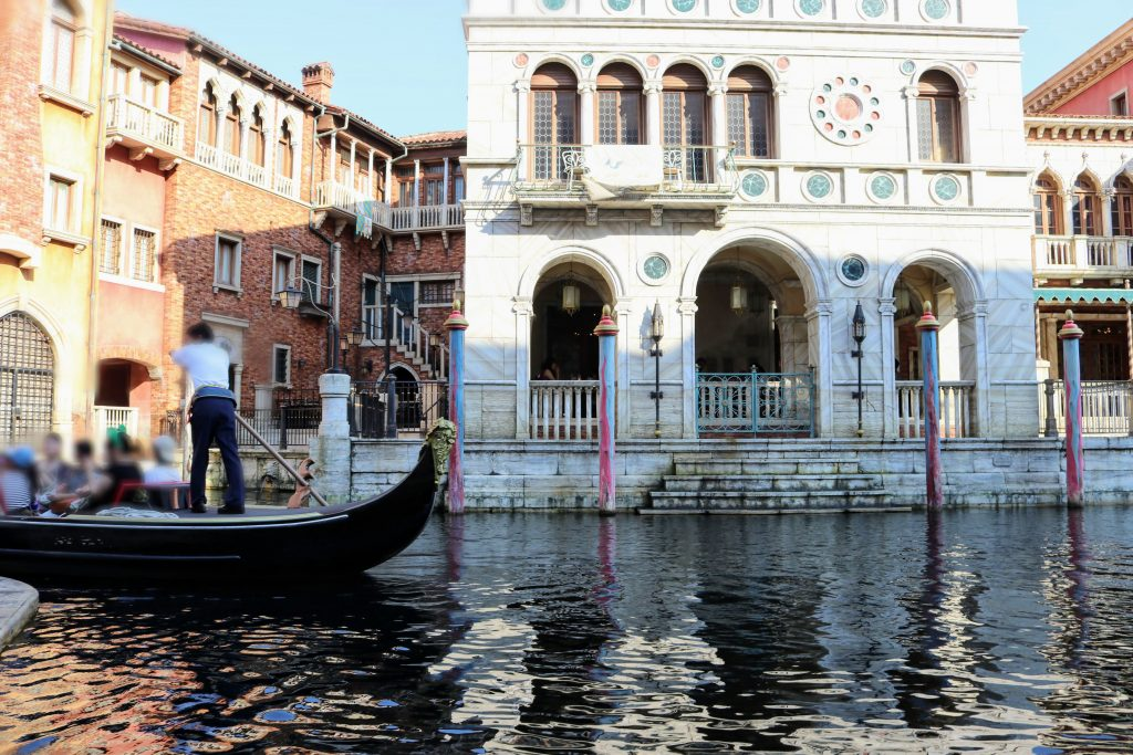 ヴェネチアン・ゴンドラからの景色4