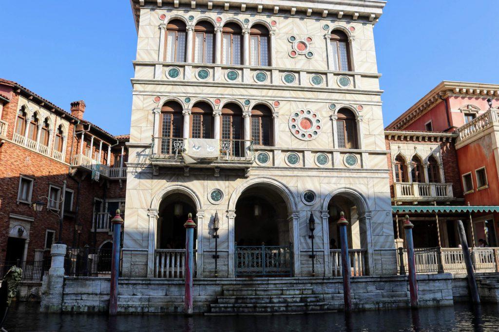 ヴェネチアン・ゴンドラからの景色3